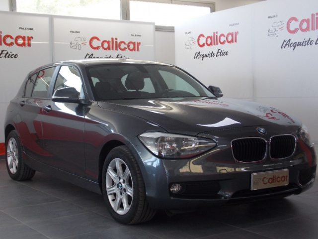 BMW 120 d 5p. Unique Immagine 2