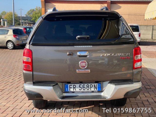 FIAT Fullback 2.4 180CV Doppia Cabina aut. LX Plus - foto: 6
