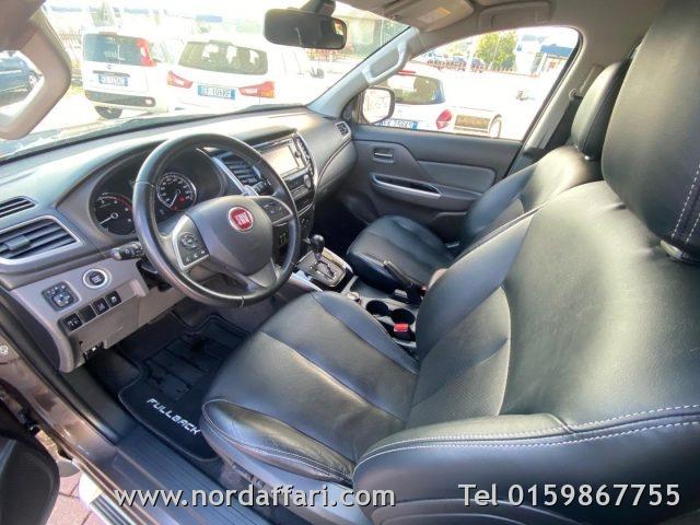 FIAT Fullback 2.4 180CV Doppia Cabina aut. LX Plus - foto: 11