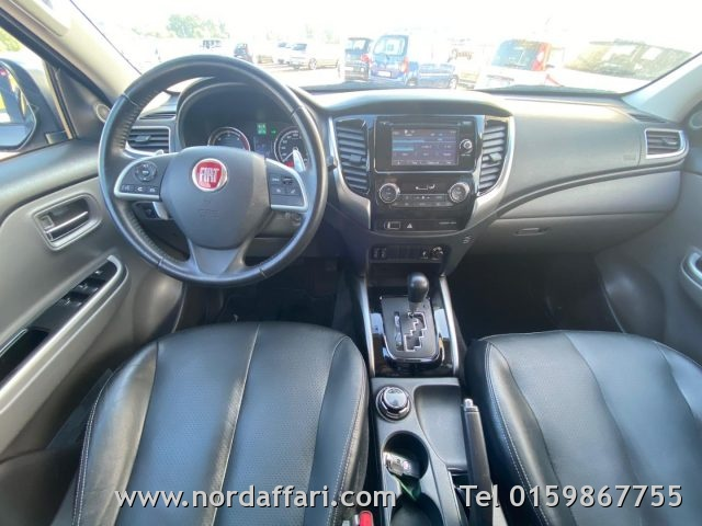 FIAT Fullback 2.4 180CV Doppia Cabina aut. LX Plus - foto: 12