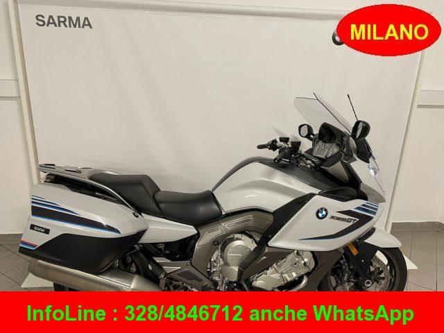 BMW K 1600 GT K 1600 GT Immagine 0