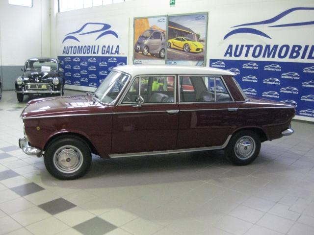 """FIAT 1500 MOD. 115 BERLINA """" BICOLORE """" CONSERVATA Immagine 4"""