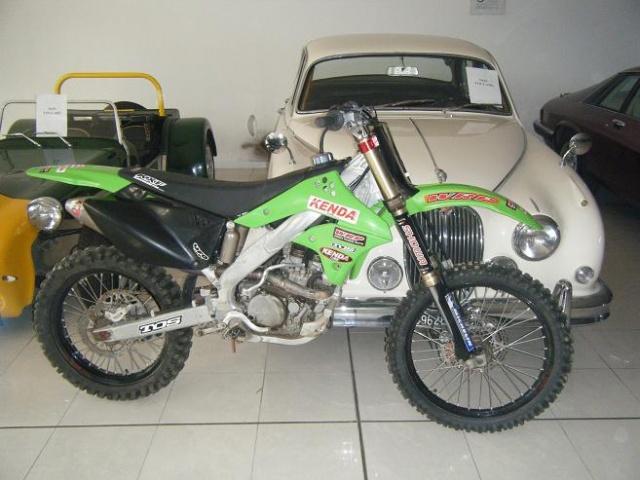 MOTOS-BIKES Kawasaki CROSS KX 250 4 TEMPI cross cross cross Immagine 0