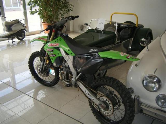 MOTOS-BIKES Kawasaki CROSS KX 250 4 TEMPI cross cross cross Immagine 1