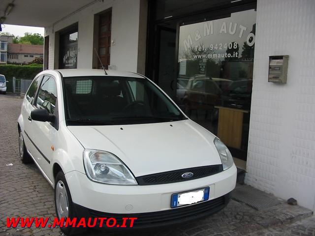FORD Fiesta 1,4 TDCI  VAN (CLIMA) Immagine 1