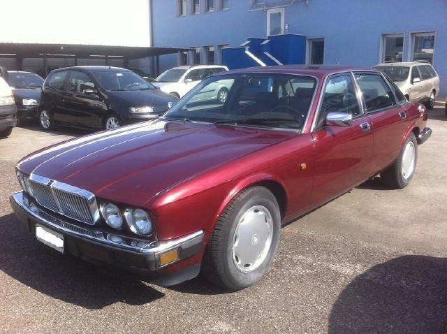 JAGUAR XJ6 4.0 cat automatic Immagine 1