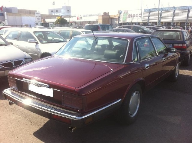 JAGUAR XJ6 4.0 cat automatic Immagine 2