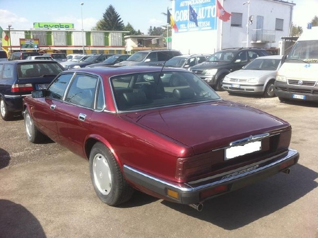 JAGUAR XJ6 4.0 cat automatic Immagine 3