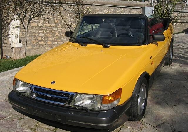 SAAB 900 Cabrio turbo 16 Immagine 2