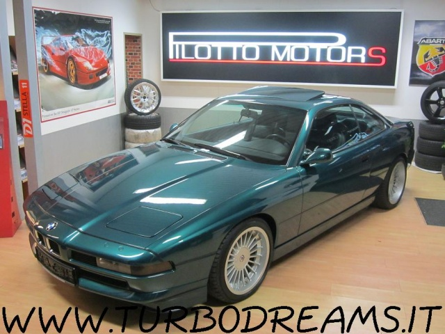 BMW 850 ALPINA B12 5.0 COUPE' AUTOM. 1 OF 97 ! STORICA AS Immagine 0