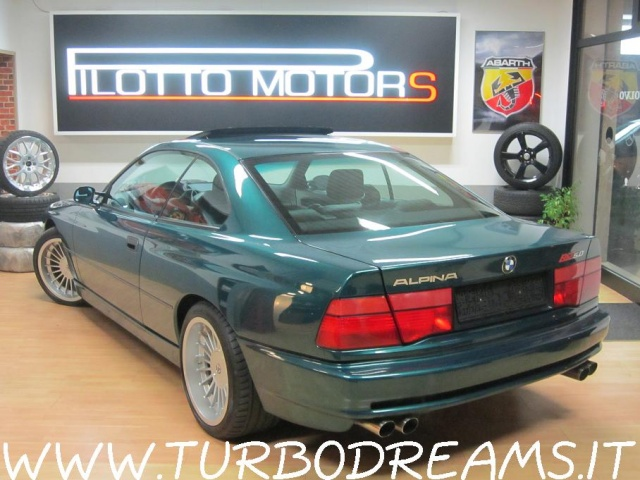 BMW 850 ALPINA B12 5.0 COUPE' AUTOM. 1 OF 97 ! STORICA AS Immagine 1
