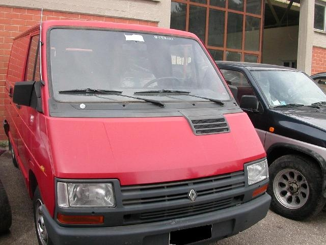 RENAULT Trafic 1100 2.0 D Immagine 1
