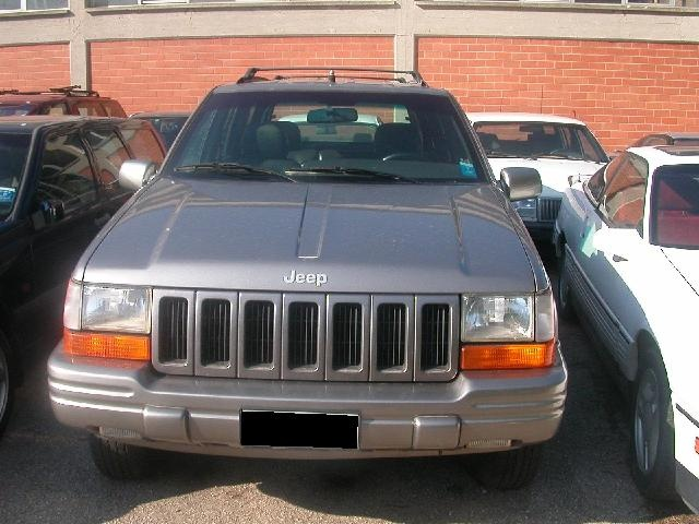 JEEP Grand Cherokee 3.1 LIMITED Immagine 0