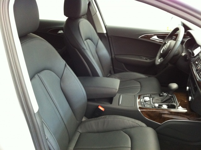 AUDI A6 3.0 TDI 245 CV quattro S tronic NUOVA Immagine 2