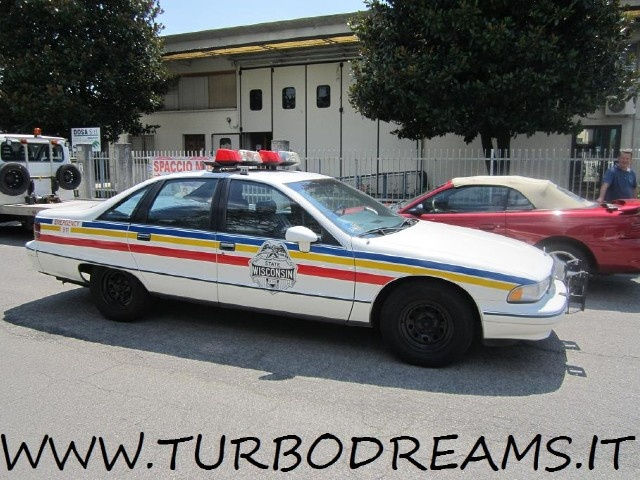 CHEVROLET Caprice 9C1 5.7 V8 POLICE PACKAGE Immagine 0