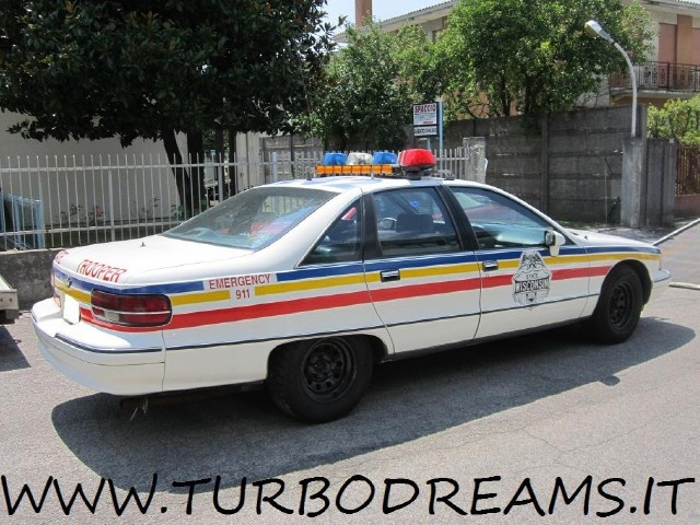 CHEVROLET Caprice 9C1 5.7 V8 POLICE PACKAGE Immagine 1