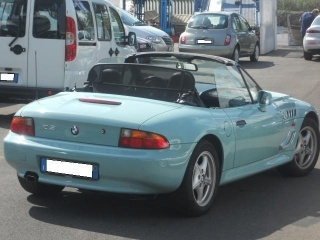 Bmw z3 usato 1.9 16v cat roadster