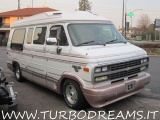 "CHEVROLET Chevy Van G20 5.7 V8 ""BROUGHAM"" by STARCRAFT - HIGH TOP"