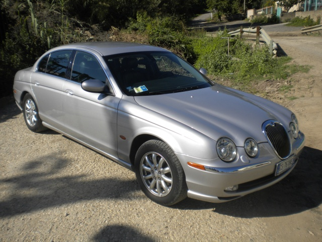 JAGUAR S-Type 3.0 V6 cat Executive Immagine 2