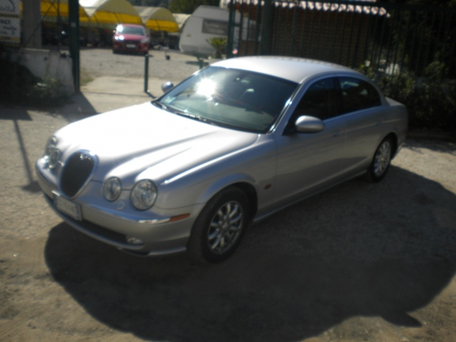 JAGUAR S-Type 3.0 V6 cat Executive Immagine 0