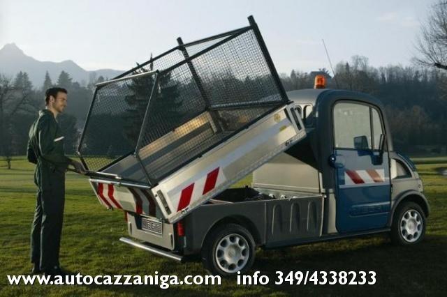 AIXAM Mega PIANALE RIBALTABILE 400 DIESEL PRONTA CONSEGNA Immagine 1