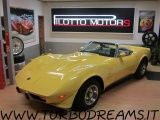 CORVETTE C3 STINGRAY CONVERTIBLE CABRIO 350CI 5.7 V8 AUTOM.