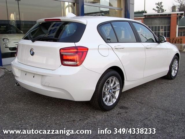 BMW 116 d UNIQUE NUOVO MODELLO PRONTA CONSEGNA Immagine 3
