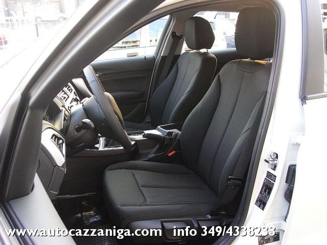 BMW 116 d UNIQUE NUOVO MODELLO PRONTA CONSEGNA Immagine 4