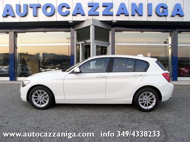 BMW 116 d UNIQUE NUOVO MODELLO PRONTA CONSEGNA Immagine 1