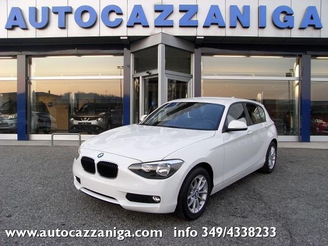 BMW 116 d UNIQUE NUOVO MODELLO PRONTA CONSEGNA Immagine 0