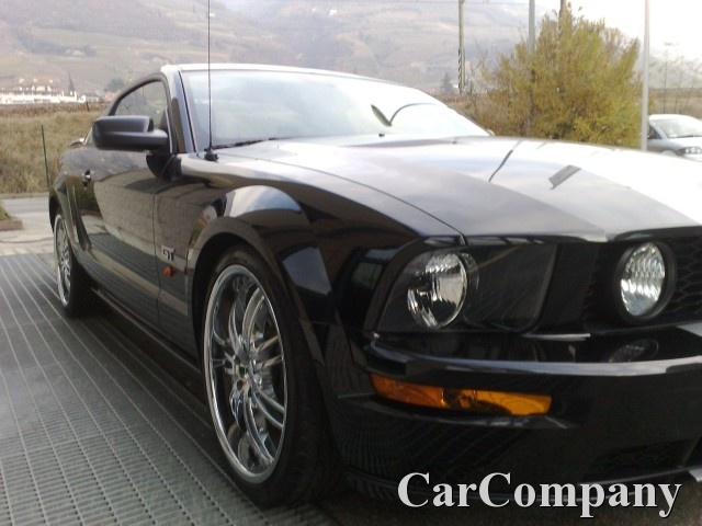 FORD Mustang GPL BRC GT 4.6 V8 AUTOMATIC PREMIUM EDITION 221KW Immagine 3