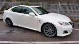 LEXUS IS F V8 5.0 cc