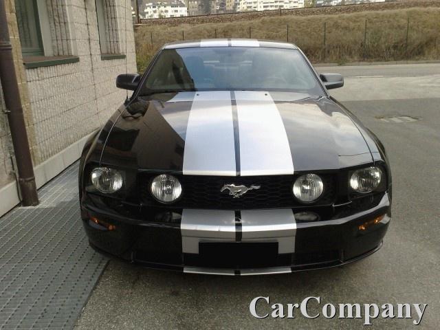 FORD Mustang GT 4.6 V8 AUTOMATIC PREMIUM NON PAGA SUPERBOLLO Immagine 0
