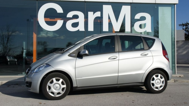 MERCEDES-BENZ A 160 BlueEFFICIENCY Executive Immagine 1