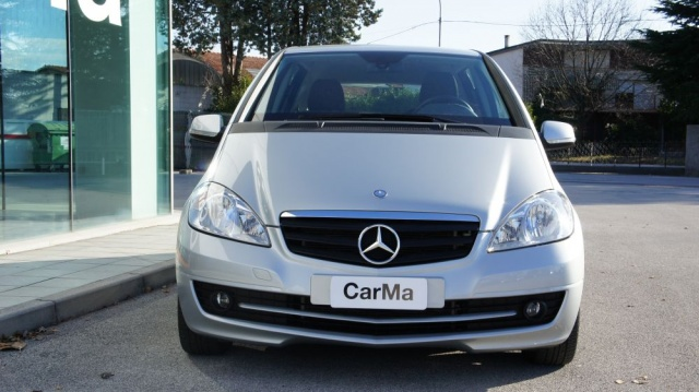 MERCEDES-BENZ A 160 BlueEFFICIENCY Executive Immagine 2