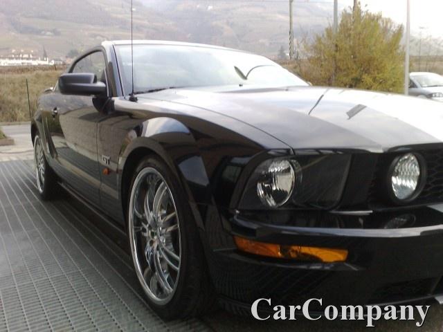 FORD Mustang GT 4.6 V8 AUTOMATIC PREMIUM EDITION CERCHI 20 Immagine 3