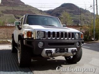 Hummer H3 Usato GPL ALPHA 5.3 V8 4x4 AUTOMATIC LIMITED CERCHI 22
