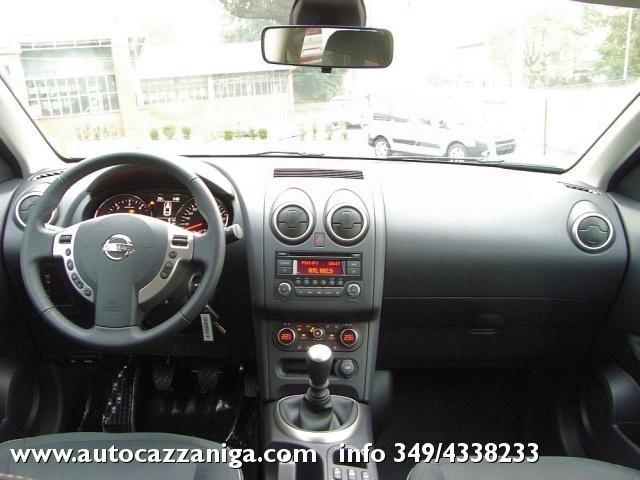 NISSAN Qashqai 1.6 dCi DPF 4WD ACENTA PRONTA CONSEGNA Immagine 2