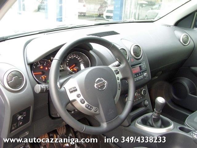 NISSAN Qashqai 1.6 dCi DPF 4WD ACENTA PRONTA CONSEGNA Immagine 4