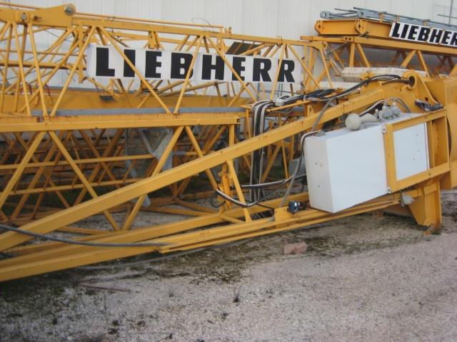 LIEBHERR 30LC-anno2006 h24 braccio35 A TORRE Immagine 0