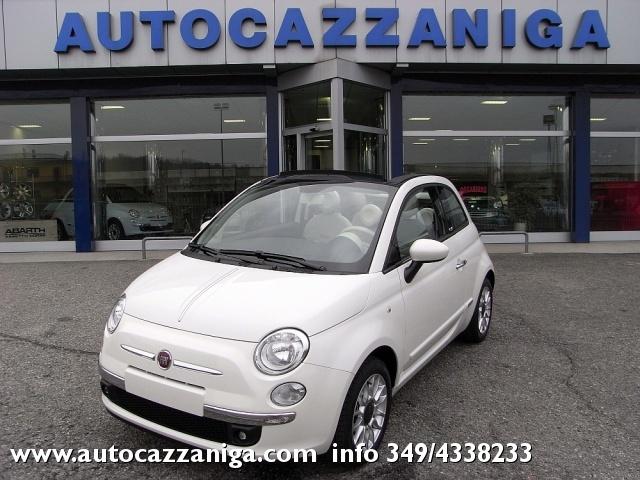 FIAT 500 C 1.2 LOUNGE CABRIO PRONTA CONSEGNA Immagine 0