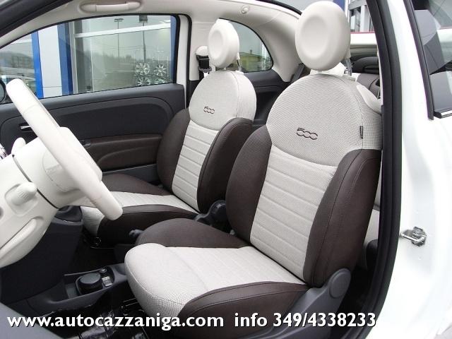 FIAT 500 C 1.2 LOUNGE CABRIO PRONTA CONSEGNA Immagine 4