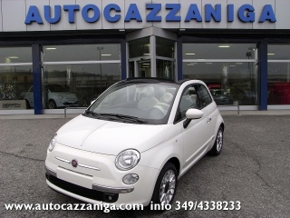 Fiat 500 nuovo c 1.2 lounge