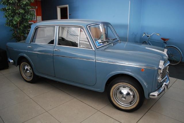 FIAT Barchetta FIAT 1100 SPECIAL G103 H103 1962 Immagine 3