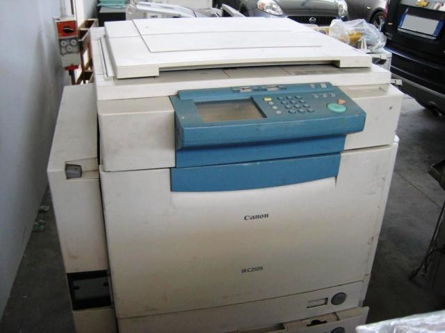 CANON IR C2105 non funzionante Immagine 0