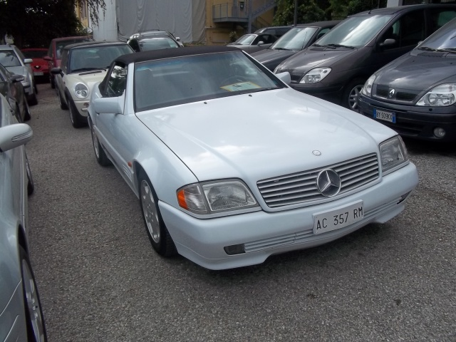 MERCEDES-BENZ SL 300 SL-24 cat Immagine 1