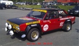 FIAT 131 Racing GR2 Rally Storici Abarth - PERMUTE