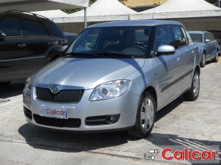 Skoda fabia 2 usato fabia 1.4 tdi 69cv 5p. style