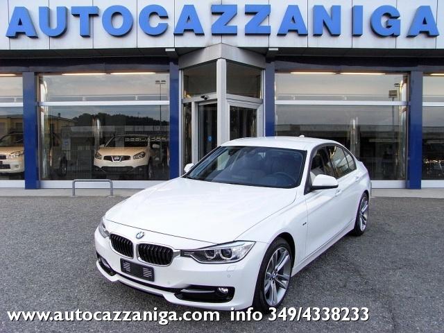 BMW 320 d SPORT KM0 PRONTA CONSEGNA (NUOVO MODELLO F30) Immagine 0