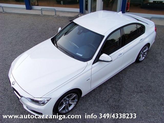 BMW 320 d SPORT KM0 PRONTA CONSEGNA (NUOVO MODELLO F30) Immagine 2